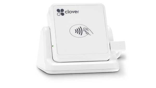 low cost clover go contactless point of sale