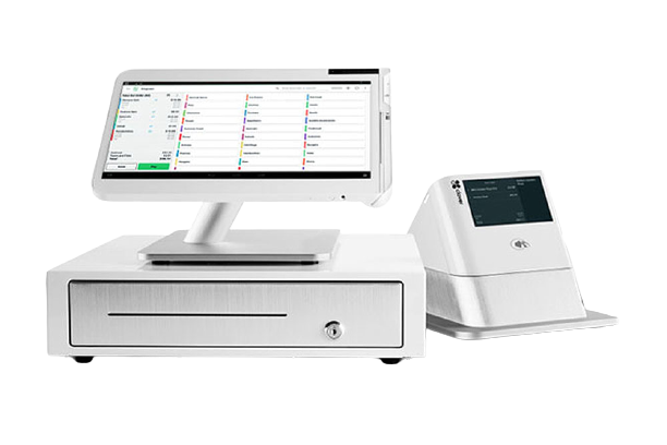 Clover point of sale Station low cost manage your sales emv processing